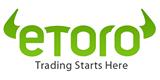 eToro(イートロ)ロゴ