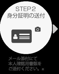 STEP2身分証名の送付